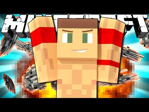 If John Cena Played Minecraft