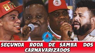 🎶 Emerson Dias, Wantuir, Bruno Ribas e Evandro Malandro l Segunda Roda dos Carnavarizados