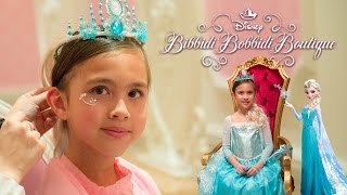 One of JillianTubeHD's most viewed videos: DISNEY PRINCESS MAKEOVER at Disney's Bibbidi Bobbidi Boutique!!! Hong Kong Disneyland