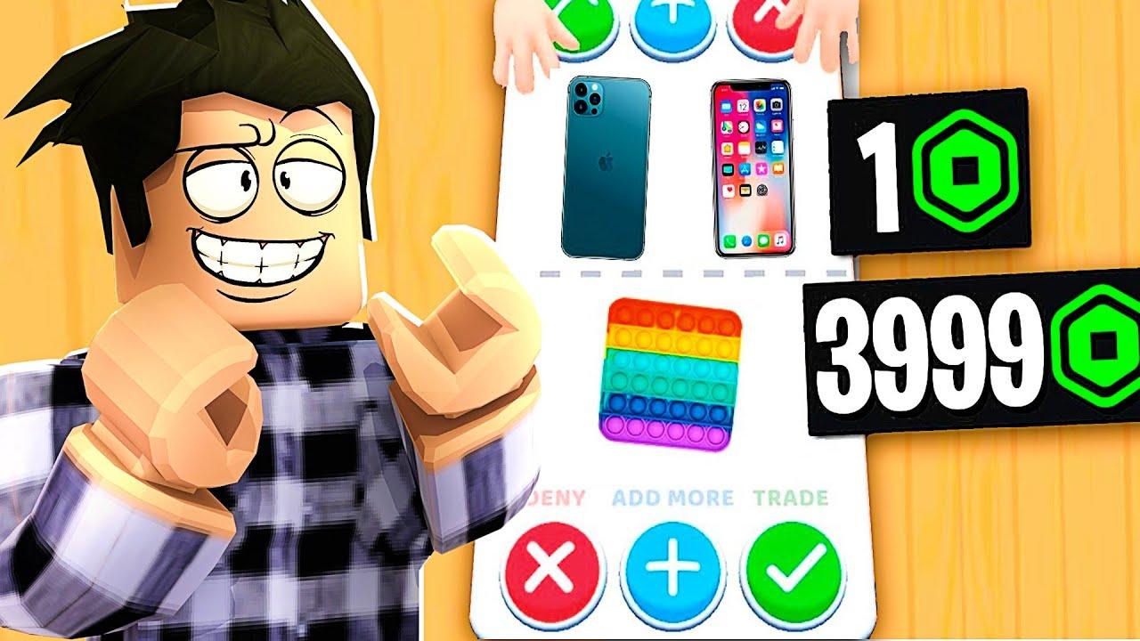 Download J'ÉCHANGE MON Pop-it CONTRE DES iPhones.. (Je l'Arnaque) 😆