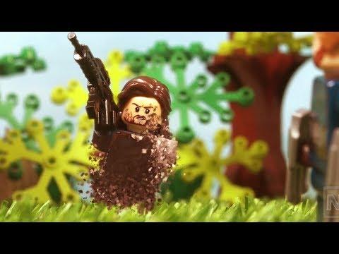 Lego Avengers Infinity War Final Ending Death Scenes Lego Stop Motion