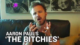 Aaron Paul's 'The Bitchies' Awards - Reddit AMA | What's Trending Now