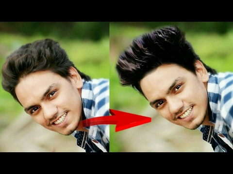 Edit Hair Like CB Edits By Picsart On Android Picsart Editing - Edit your hairstyle