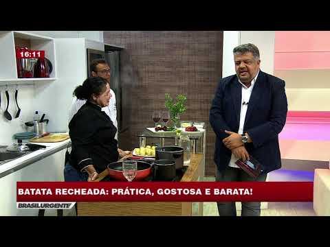 BRASIL URGENTE MINAS  25/01/2018