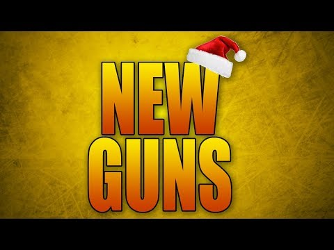 New Guns coming to COD WW2! (2 Days)