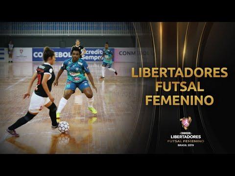 CIANORTE (BRA) 2-0 INDEPENDIENTE (COL) | FINAL CONMEBOL Libertadores Futsal Femenino 2019