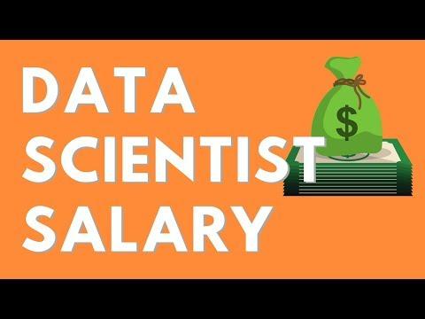 Data Scientist Salary 2019
