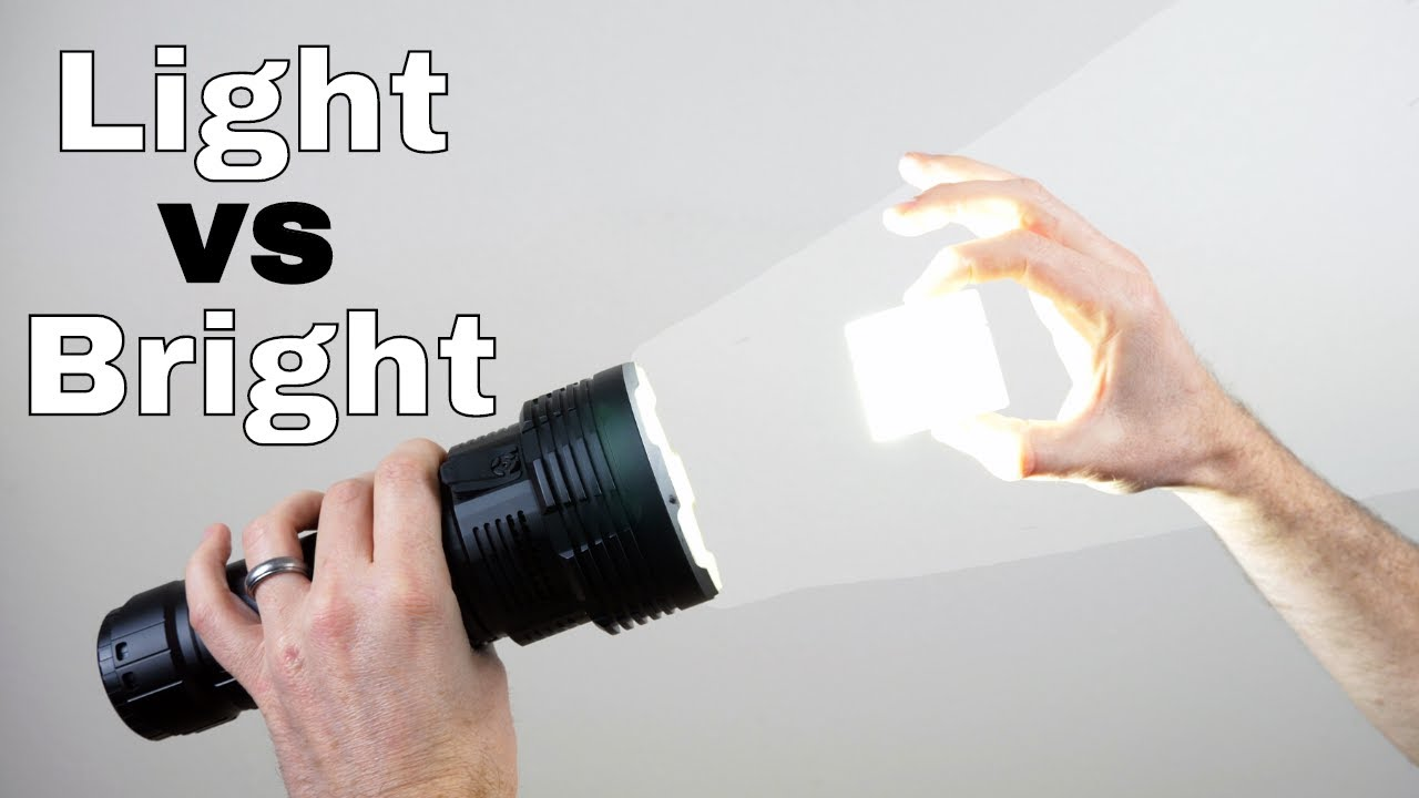 Inventions in Everything: World's Brightest Flashlight and Glow-in-the-Dark Paint