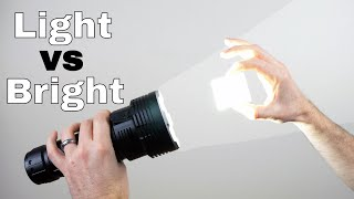 The World's Brightest Paint vs The World's Brightest Flashlight (The Glowiest Glow Experiment LIT)