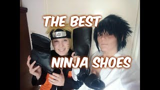 The best Naruto ninja shoes! - Cosplaysky