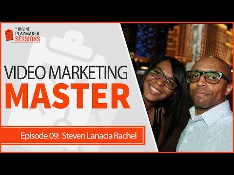 OPP09 Steven and Lanacia Rachel – Grow Your Audience with Online Video Marketing and Social Media