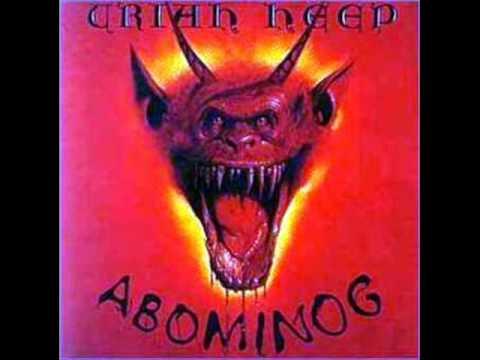 "Uriah Heep ""Too Scared To Run"""