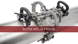 ROTIX -  Weld Frame Chain Scanner for Phased Array + TOFD Inspection
