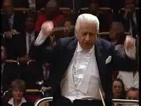 Ravel Bolero conducted by Sergiu Celibidache