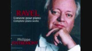Entremont Plays Ravel: Menuet Antique
