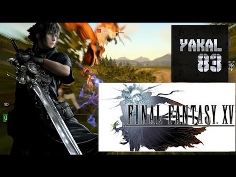Crítica personal - Final Fantasy XV - Square Enix - PS4 - Review By Yakal83
