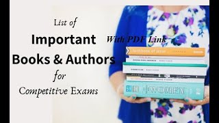 11 Best Important Books for every competitive exam 2019