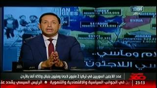احمد سالم: ريحوا نفسكم وارموهم فى البحر!