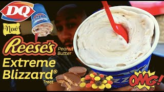 Dairy Queen Reeses Extreme Bli…