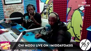 A conversation with Chi Modu Legendary Hip Hop photographer Midday Oasis Cool FM