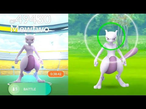 HOW TO CATCH MEWTWO! Pokemon Go EX Legendary Raid in Singapore!