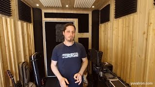 How to build a home studio - Episode 1: The floating floor
