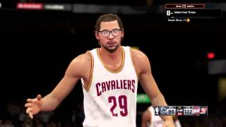 NBA 2k15 My Career  MVP MVP Chants