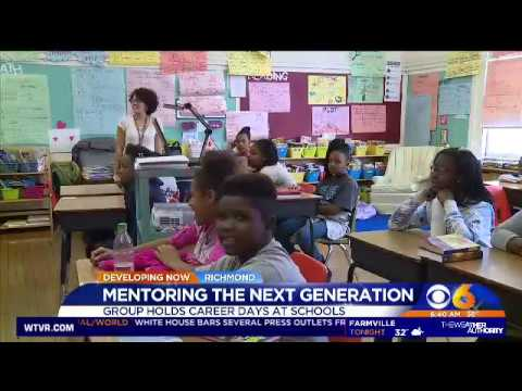 Youth outreach group holds career day for students
