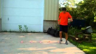 Speed for Soccer - Ladder Drill 1 - Online Soccer Academy