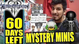 KH3 Countdown: Funko Mystery Minis Unboxing