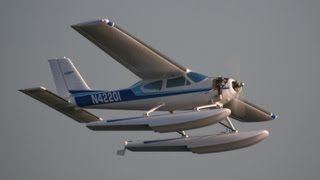 Thunder tiger Cessna 177 Cardinal ARC on Floats
