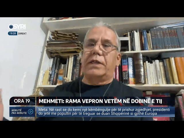 Kim Mehmeti: Është mëkat ta krahasosh Albin Kurtin me Edi Ramën