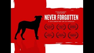 NEVER FORGOTTEN | STUDENT SHORT FILM