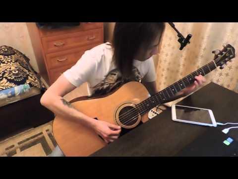 Helloween - Secret Alibi ( акстический кавёр в разработке!!!)) :-)