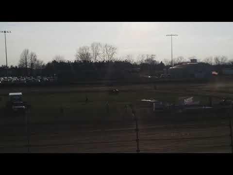 Holley Hollan Qualifying  Kokomo Speedway
