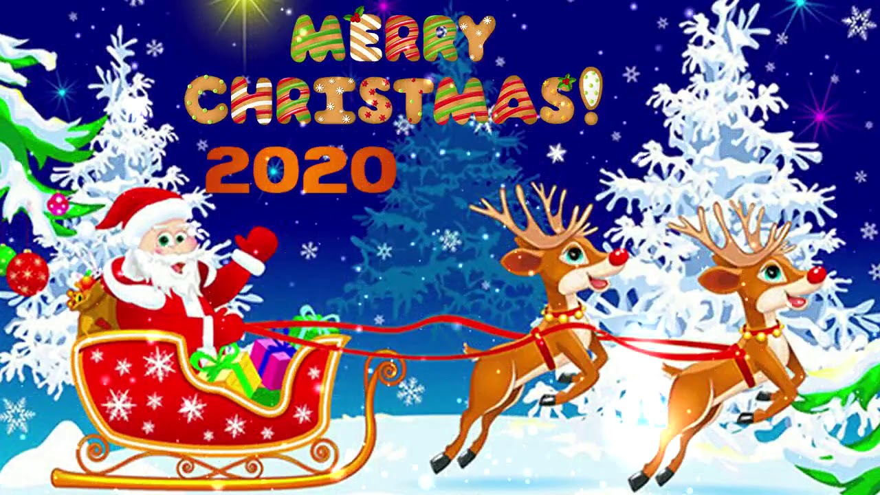 Christmas Songs Medley 2020 - Beautiful Merry Christmas Songs Ever Collection