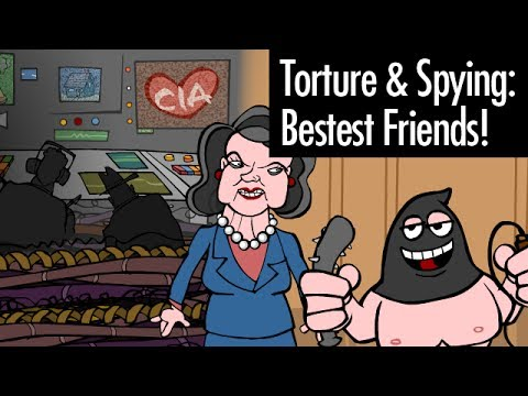 Spying & Torture: Bestest Friends!