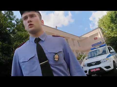 Самый крутой милиционер Минска