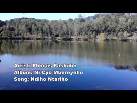 Phocas Fashaho -  Ndiho Ntariho