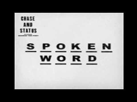 Chase status spoken word