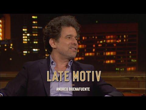 LATE MOTIV - Andrés Calamaro | #LateMotiv63