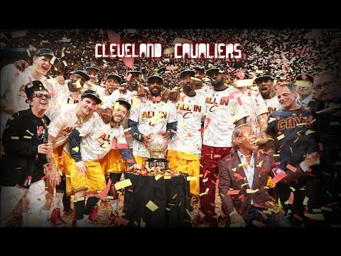 Cleveland Cavaliers 2016 NBA Champions Mix