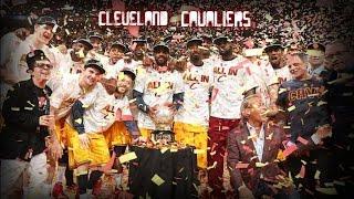 Cleveland Cavaliers 2016 NBA Champions Mix