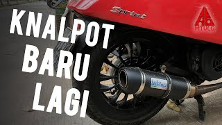Download Lagu Ganti Knalpot Racing Lagi! Vespa Sprint 150 mp3