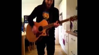 Playing With Fire - Ndubz ft Mr Hudson (cover by James O