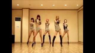 블랙퀸 Rania Dr Feel Good 안무영상 BlackQueen   YouTube