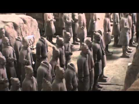Visit Terracotta Army Video Tour | China Terracotta Army Travel  Attraction Destination Show