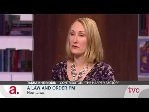 Stephen Harper's Law and Order Agenda
