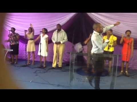 This is Tshepiso Motaung our brand new worship leader produced by FOG Welkom workshop. Praise the...