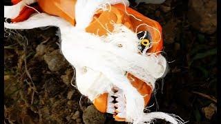 ЛЕГО ДИНОЗАВРЫ ГИБРИДЫ - Сюрикенозавры - Т-Рекса в плену. Дори и Индори в опасности! - 2 серия. Приз
